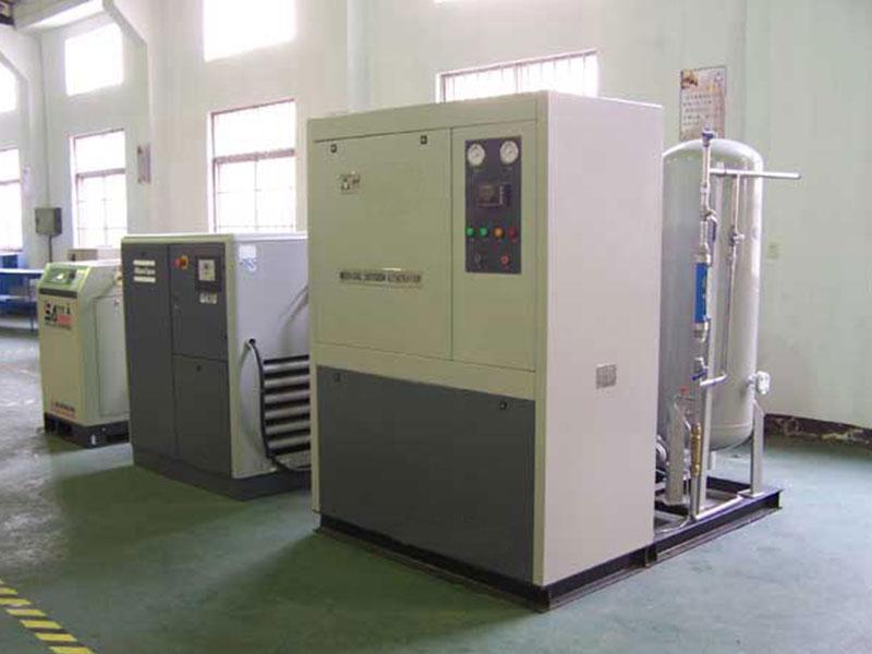 Медицинская делая машину азота, СРП Генератор азота, PSA Генератор азота Производитель